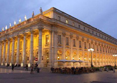 Bordeaux - le théatre